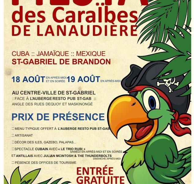 Fiesta des Caraïbes de Lanaudière