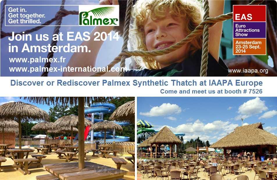 Palmex at IAAPA Europe 2014