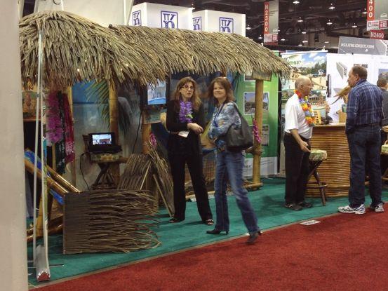 2013 International Builders' Show in Las Vegas