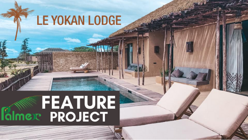 Palmex Feature Project – Yokan Lodge
